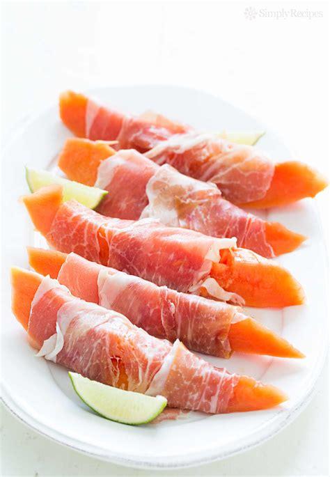what is prosciutto papaya prosciutto and lime recipe simplyrecipes com