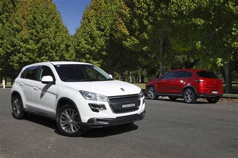 Peugeot Australia by Peugeot Australia Announces Pricing For 4008 Crossover