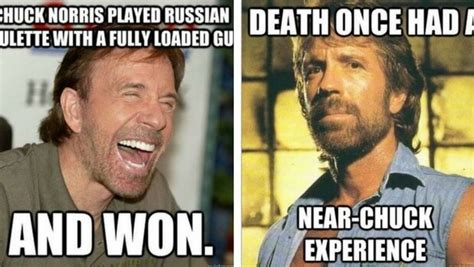 43 Chuck Norris Memes That Are So Badass They Should Get