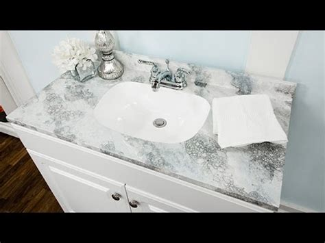 faux marble countertop how to ken wingard s diy faux marble countertop home
