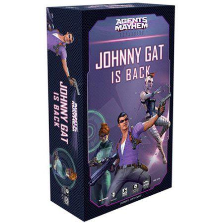 Agents of Mayhem: Johnny Gat is Back Expansion | Board ...