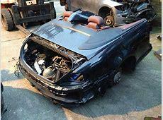 BMW 6 Series Breakers, used BMW E24, E63E64 6 series car