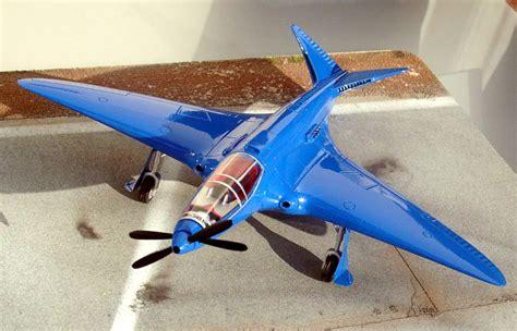 Bugatti Airplane Miniature