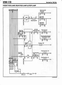 Wiring Diagram Terios Fog Lights