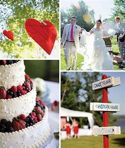 wedding theme 4th of july details With fourth of july wedding ideas