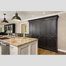 Black Kitchen Cabinets  Cliqstudios