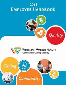 wwh employee handbook cover wwh brand pinterest With employee handbook cover design template