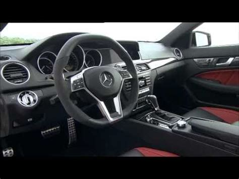 C63 Amg Interior by 2012 Mercedes C63 Amg Coupe Interior