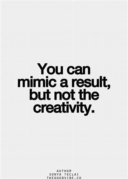 Quotes Copy Creative Creativity Cat Words Copycats