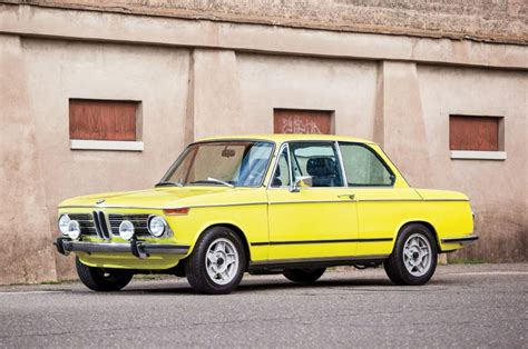 1972 Bmw 2002 Sold At Sotheby's Auction