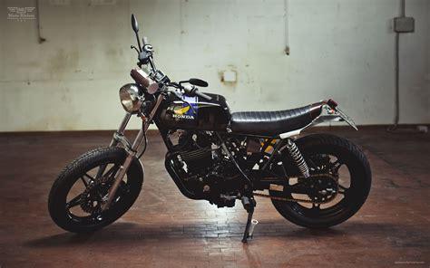 Honda Ft500 Italian Custom Motorcycle By Lorenzo Buratti