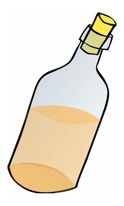 Bottle Clip Clipart Svg Clker