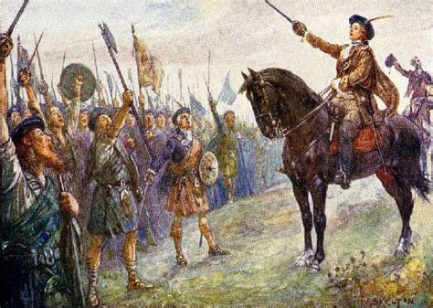 siege macdonald warfare history scottish jacobite rebellion