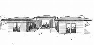 Architecture Japonaise Traditionnelle : plan maison japonaise ooreka ~ Melissatoandfro.com Idées de Décoration