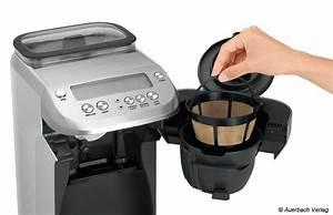 Kaffeemaschinen Mit Mahlwerk Test : 5 kaffeemaschinen mit mahlwerk im test haus garten test ~ Eleganceandgraceweddings.com Haus und Dekorationen