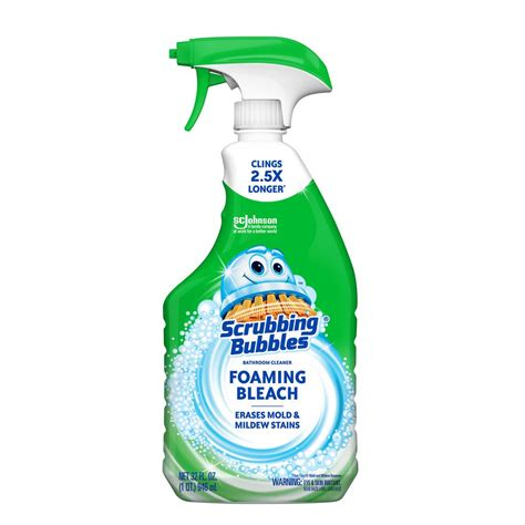 75916 Coupon Scrubbing Bubbles Shower Cleaner by Scrubbing Bubbles Total Kitchen All Purpose Foaming
