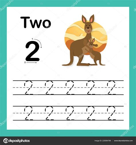 connecting dot printable numbers exercise lovely cartoon