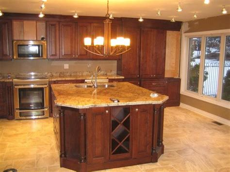 kitchen with walnut cabinets the value of the walnut kitchen cabinets kitchens 6559