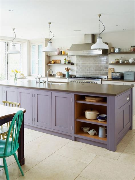 purple and green kitchen what does your kitchen color say about you brady tolbert 4449