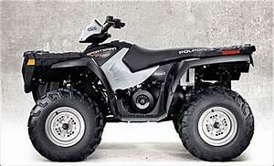 2007 Polaris Sportsman 700  800  800 X2 Efi Motocycle
