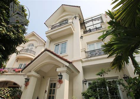 luxurious villa  rent  vinhome riverside long bien