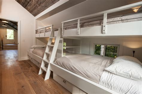 beautiful bunk beds beautiful bunk beds with stairs trend other metro transitional kids decorators with barn built