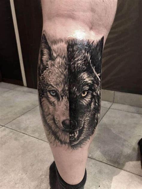 wonderful wolf tattoo designs  men  women