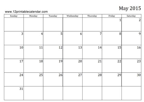 Preschool Monthly Calendar Template Costumepartyrun