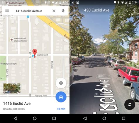 maps for android has an awesome new feature