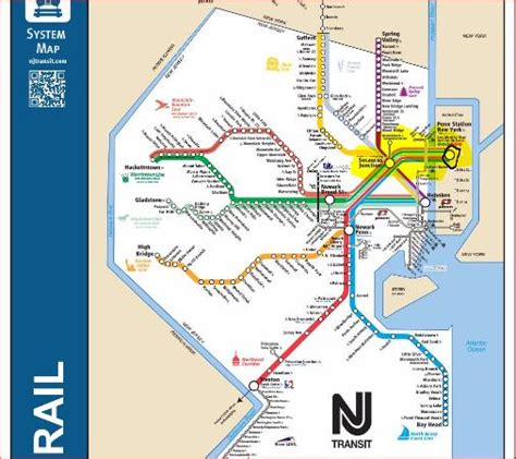 New jersey transit 127 bus map — Images and pictures search