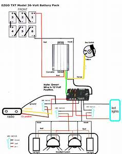 Whats The Correct Way To Wire My Voltage Reducer And Fuse