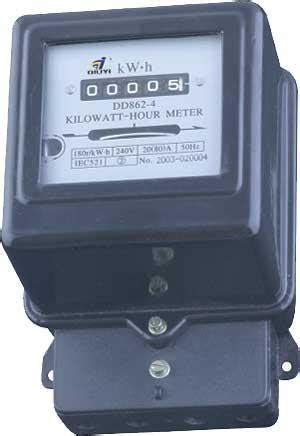 electrical meter dd862 4 china manufacturer electricity meter instrument electronic