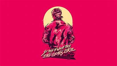 Hotline Miami Wallpapers Number Wrong Jacket Illustration