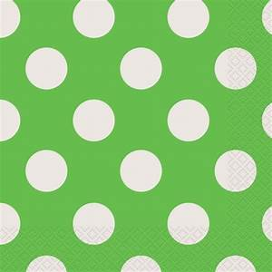 jpg green background with white polka dots