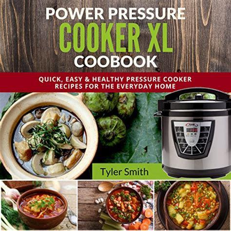 cooker power pressure xl cookbook audiobook amazon