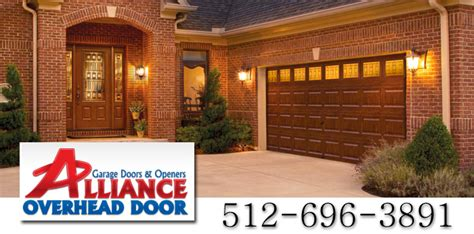 faux wood insulated garage doors austin installation