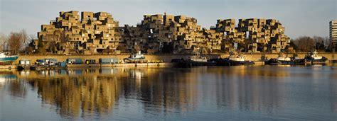 si鑒e habitat brutalista all 39 esterno sofisticato all 39 interno così è habitat 67 idealista