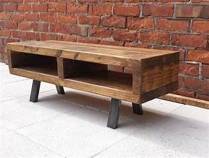 tv stand contemporary rustic industrial tv unit or coffee With rustic coffee table and tv stand