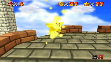 Super Mario 64 Castle Secret Stars Star 115 Youtube