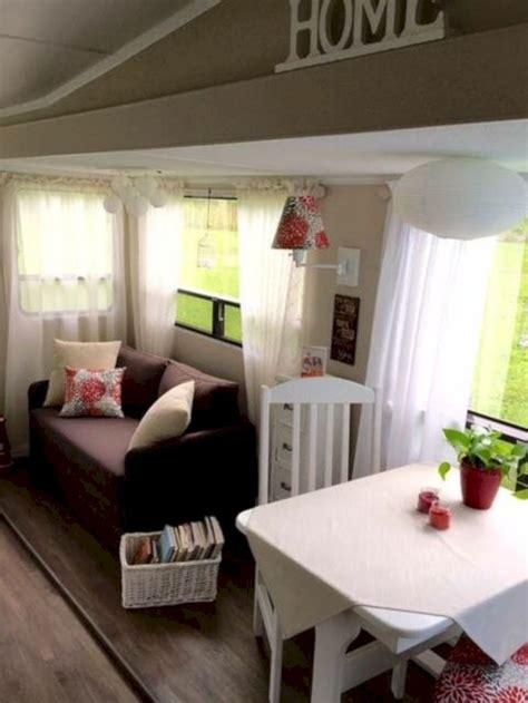 smart camper decorating ideas travel trailers