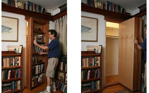 Bookcase Door Plans   Hidden Door   Woodwork City Free