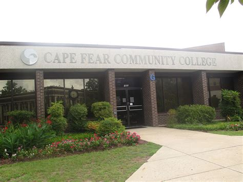 filecape fear community college  wilmington nc img