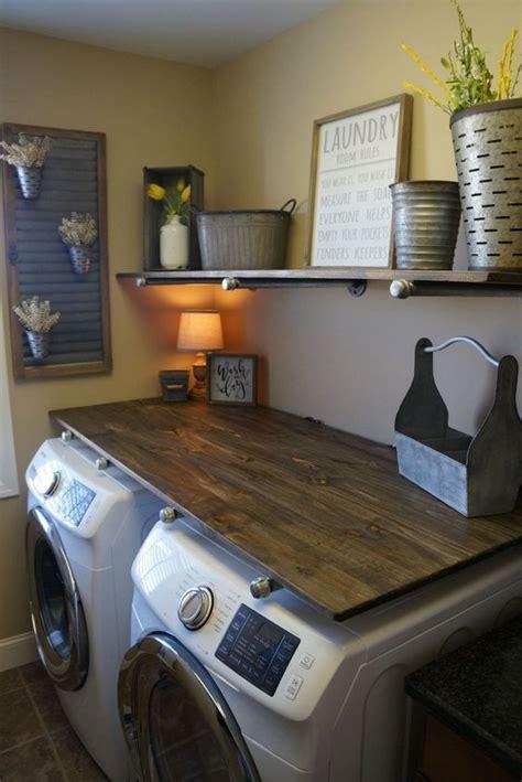 inspiring farmhouse laundry room decor ideas