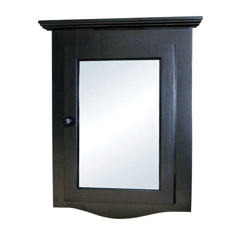 black recessed medicine cabinet black solid wood corner medicine cabinet recessed mirror