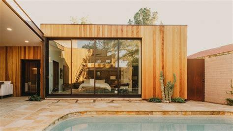 bardage bois chambre bardage bois extérieur et intérieur d une villa privée