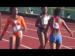 Khalifa St Fort wins 100m Girls u20 at Carifta Trials 2017 ...