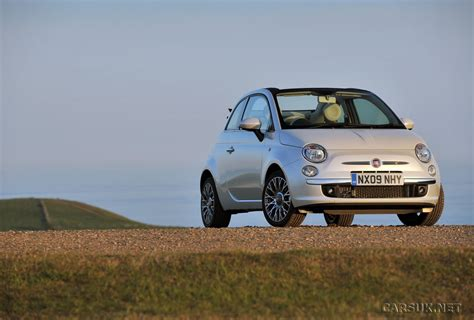 fiat 500c convertible launched in the uk today