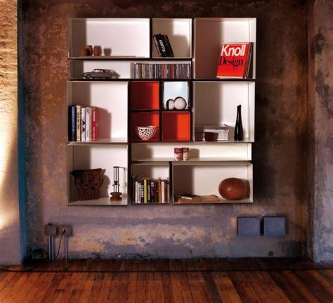 Porta Mensole In Acciaio Mensola Cubo Componibile Da Parete In Acciaio Skatola