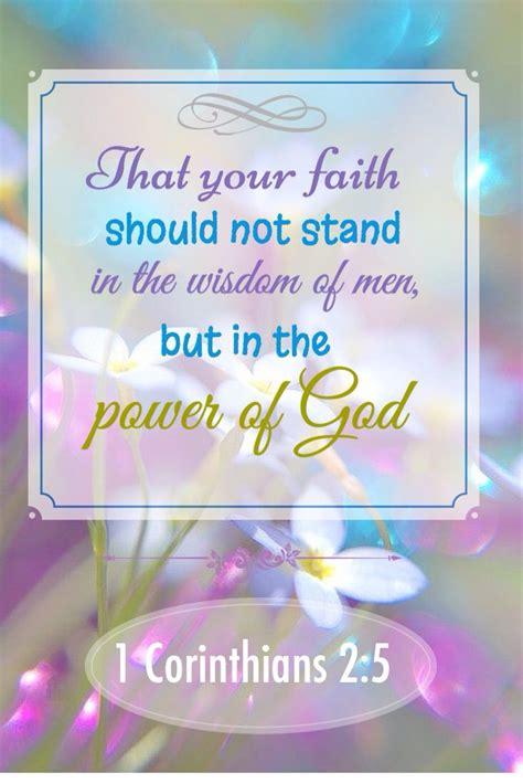corinthians  bible verse quote place  faith