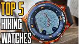 Top Gps Watches For Hiking Images